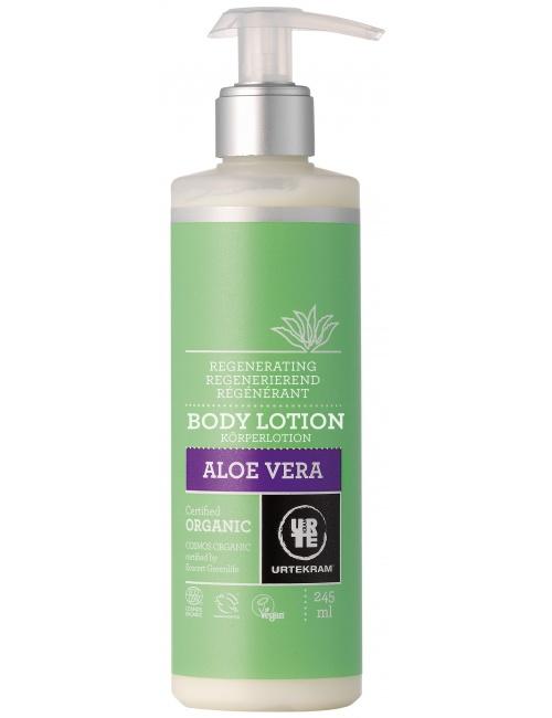 Tělové mléko aloe vera 245ml BIO, VEG