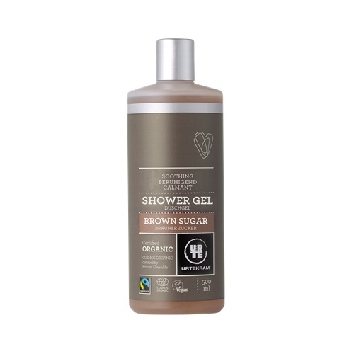 Sprchový gel brown sugar 500ml BIO, VEG