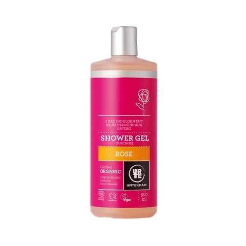 Sprchový gel růžový 500ml BIO, VEG