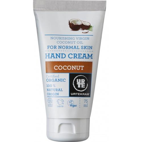 Krém na ruce kokosový 75ml BIO, VEG