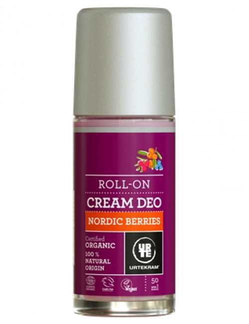 Deodorant roll on krémový Nordic Berries 50ml BIO,