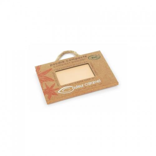 Kompaktní pudr č.002 - Light beige 7 g BIO