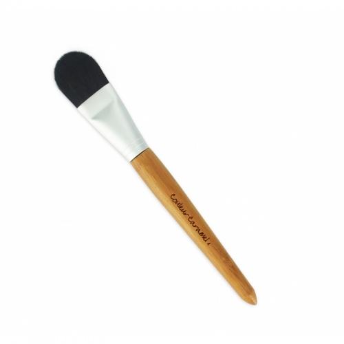 Couleur Caramel štetec na nanášení makeupu č.4