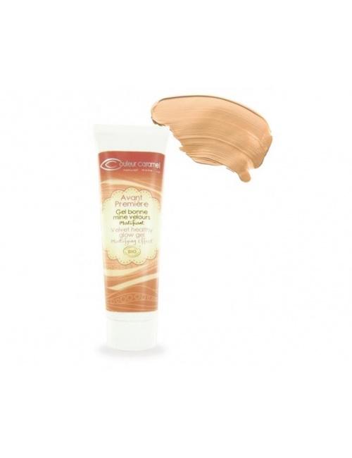 Zmatňující make up č.61 - Warm sand 30 ml BIO