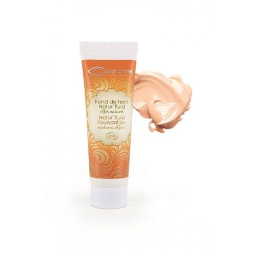 Lehký tekutý make up č.11- Light beige,30 ml BIO