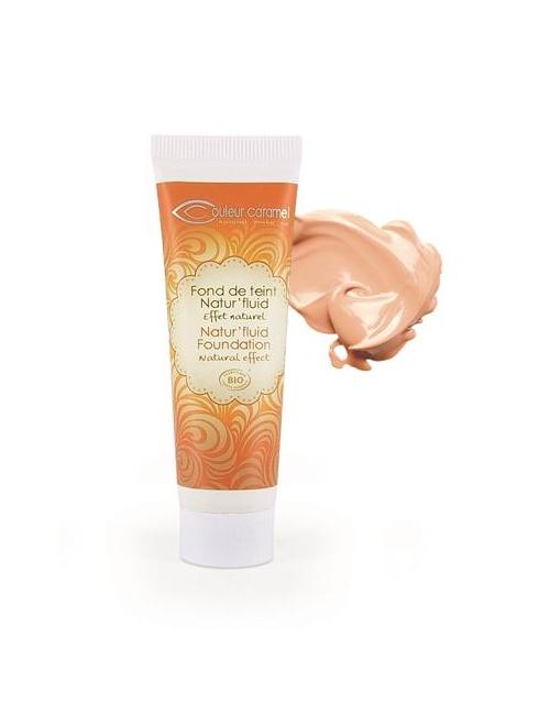 Lehký tekutý make up č.12 - Natural beige,30ml BIO