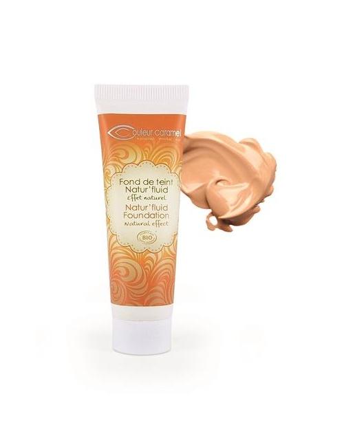 Lehký tekutý make up č.13 - Apricot beige,30ml BIO