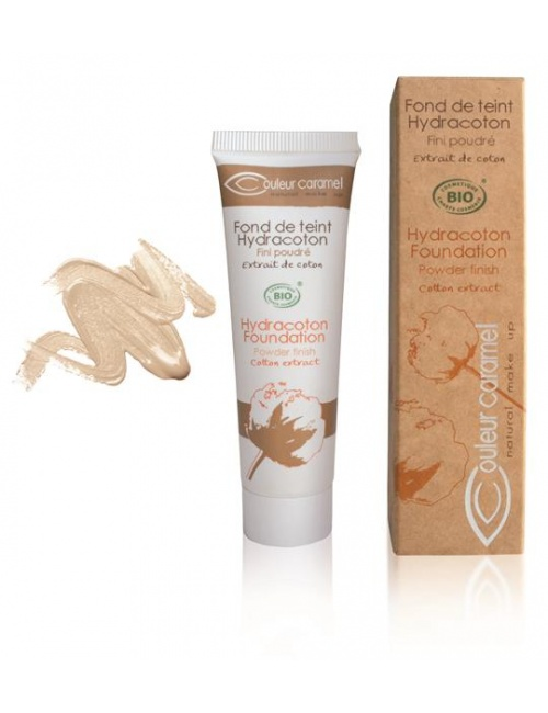 Tekutý make up s extraktem z bavlny č.11 - Ivory