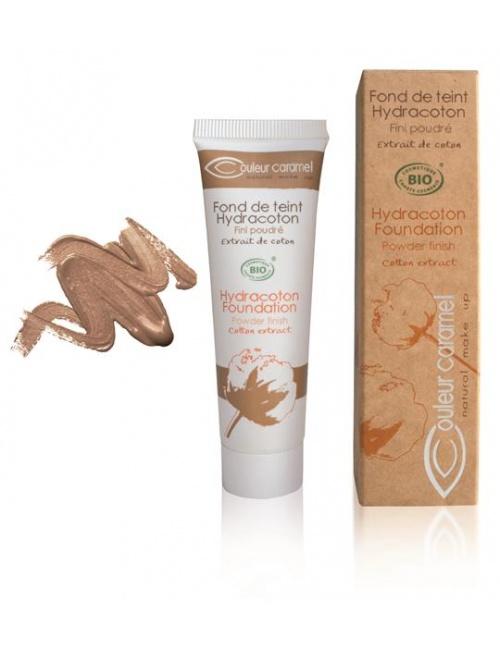 Tekutý make up s extraktem z bavlny č.16 - Honey*