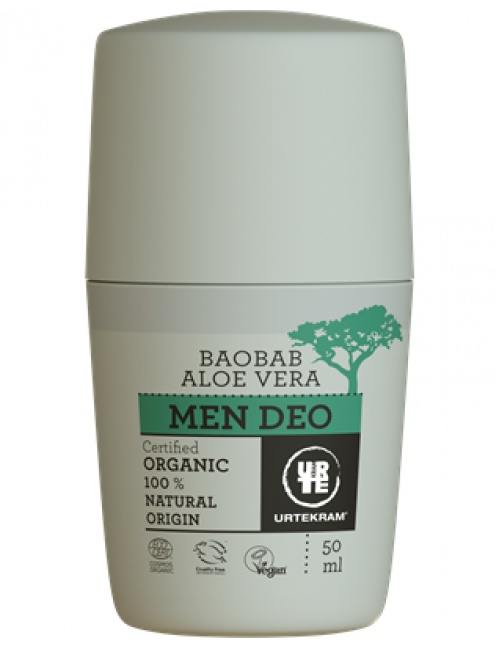 Deodorant roll-on MEN 50ml BIO, VEG