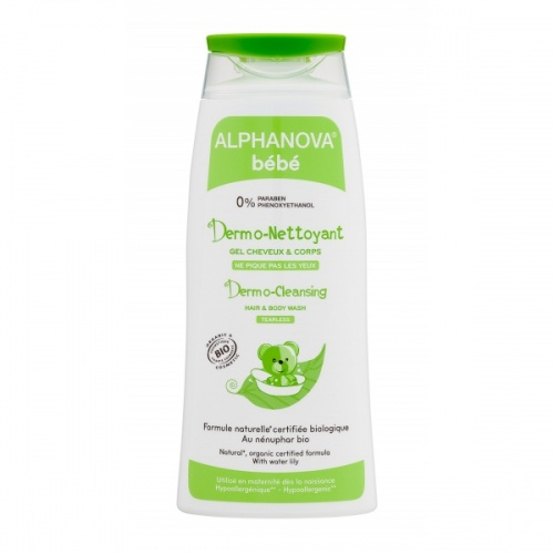 Mycí gel na tělo a vlasy 200 ml BIO (Dmo-Netyoant)