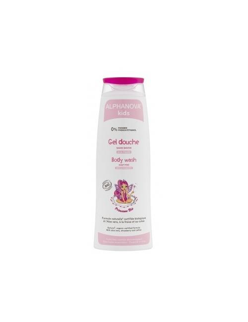 Sprchový gel pro princezny 250 ml BIO