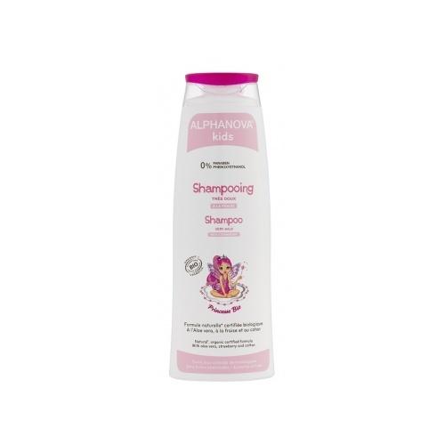 Šampón pro princezny 250 ml BIO