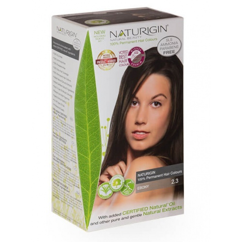 Barva na vlasy 2.3 Ebony