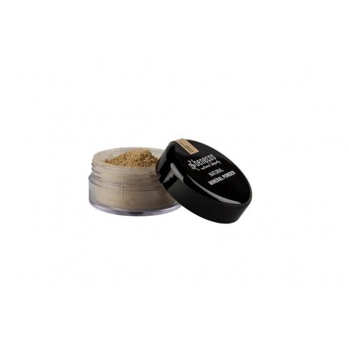 Minerální pudr BIO, VEG - medium beige