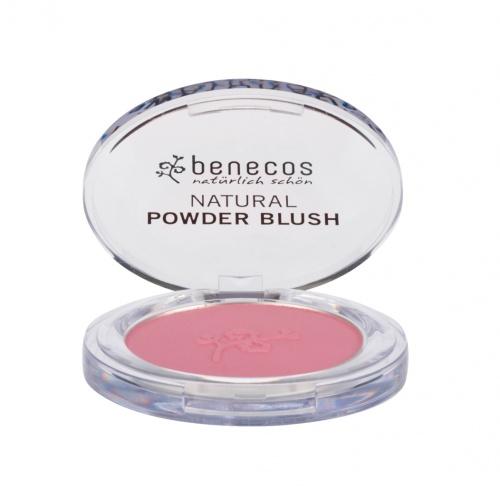 Tvářenka - mallow rose BIO, VEG