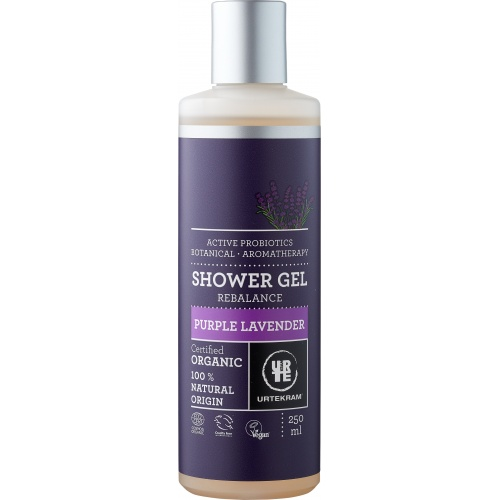 Sprchový gel levandule 250ml BIO