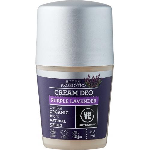 Deodorant roll on krémový levandule 50ml BIO, VEG