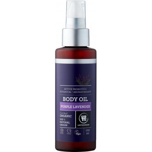 Tělový olej levandulový 100 ml BIO, VEG