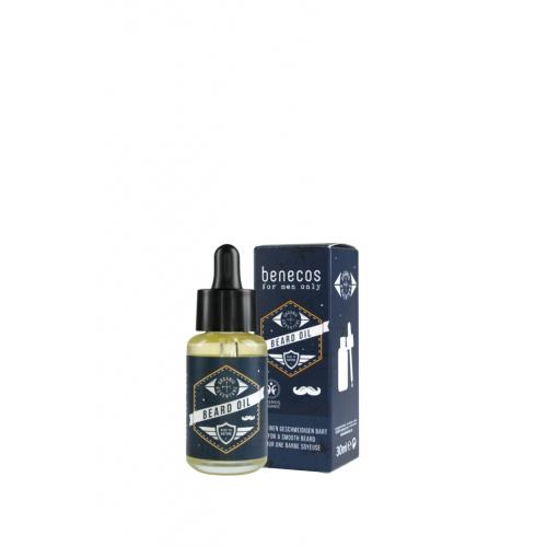Olej na vousy pro muže 30 ml