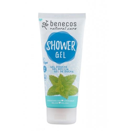 Sprchový gel meduňka 200ml BIO, VEG