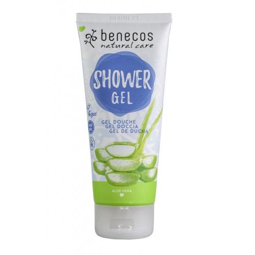 Sprchový gel aloe vera 200ml BIO, VEG