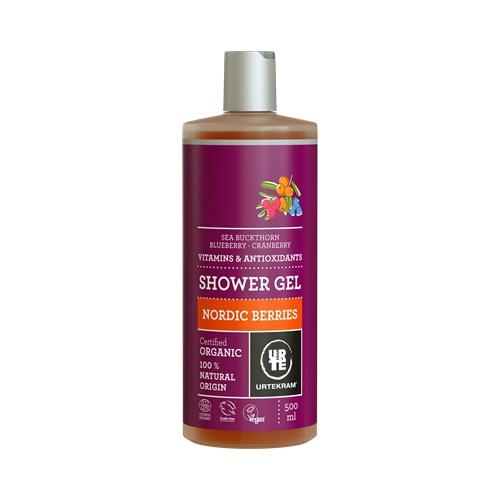 Šampon Nordic Berries na poškozené vlasy 500ml BIO