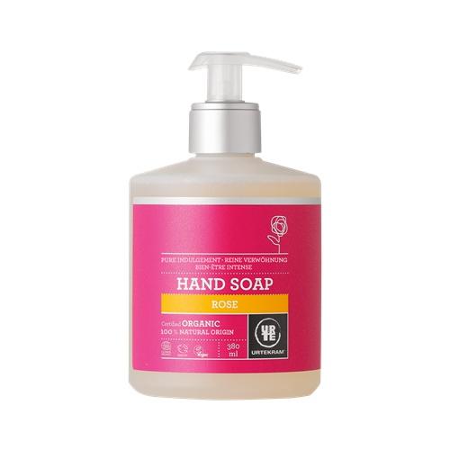 Tekuté mýdlo na ruce růžové 380ml BIO, VEG