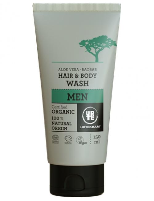 Sprchový gel/Šampón MEN 150ml BIO, VEG