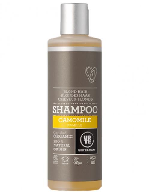 Šampon heřmánkový na světlé vlasy 250ml BIO, VEG