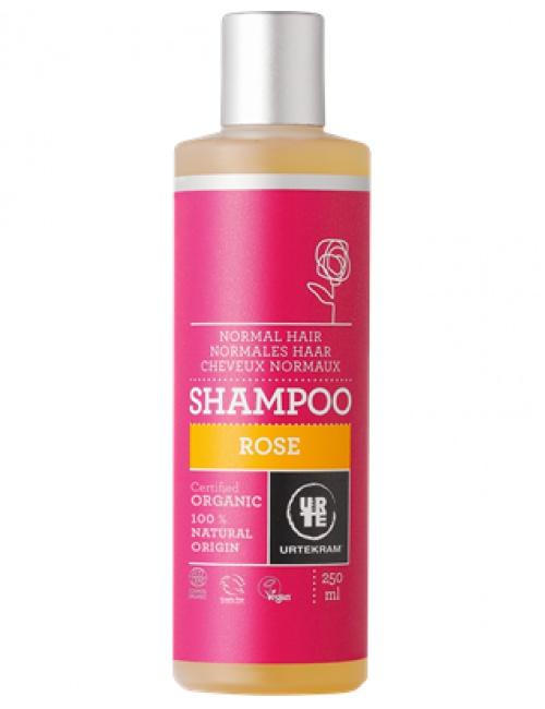 Šampon růžový 250ml BIO, VEG