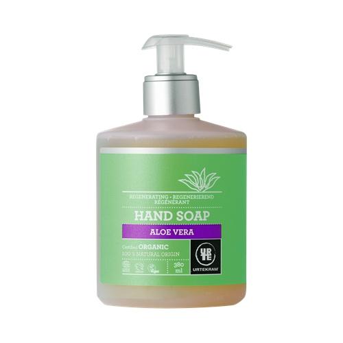 Tekuté mýdlo na ruce aloe vera 380ml BIO, VEG