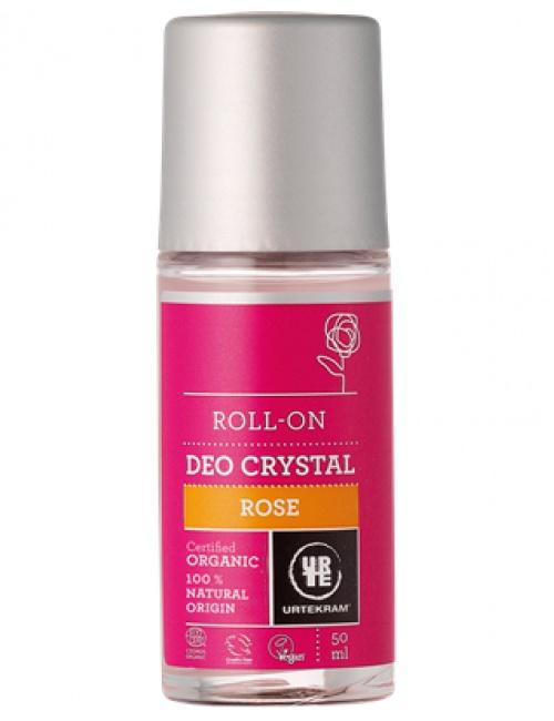 Deodorant roll on růže 50ml BIO, VEG