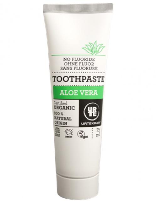 Zubní pasta aloe vera 75ml BIO, VEG