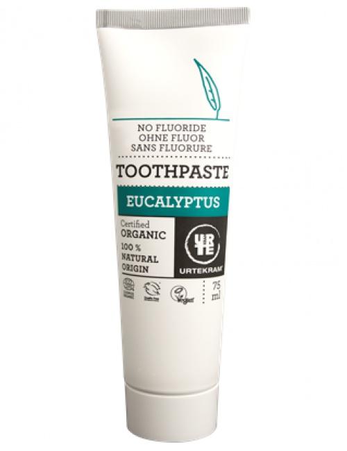 Zubní pasta eukalyptus 75ml BIO, VEG
