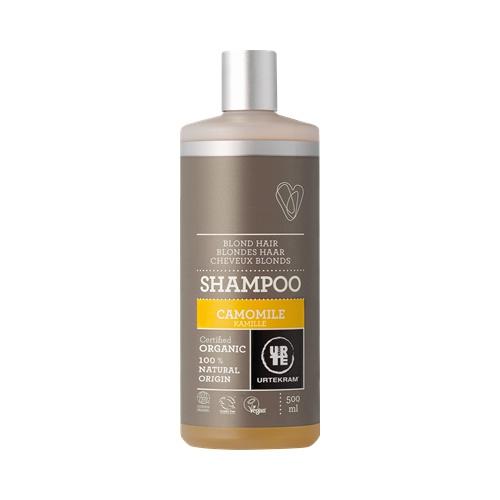 Šampon heřmánkový na světlé vlasy 500ml BIO, VEG