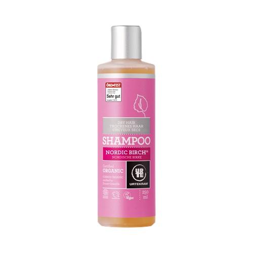 Šampon severská bříza na suché vlasy 250ml BIO, VE