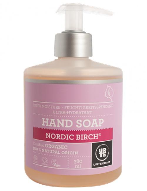 Tek mýdlo na ruce Sev bříza - zvlhčující 380ml BIO