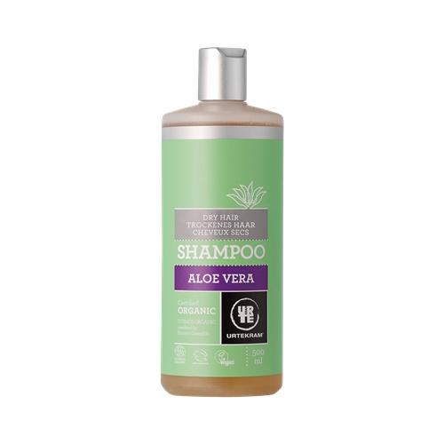 Šampon aloe vera - suché vlasy 500ml BIO, VEG