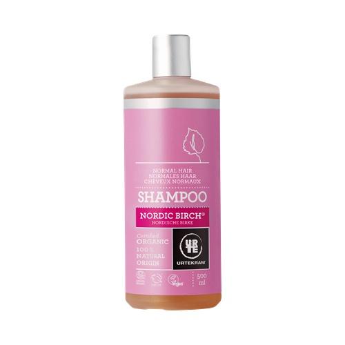 Šampon severská bříza - normání vlasy 500ml BIO, V