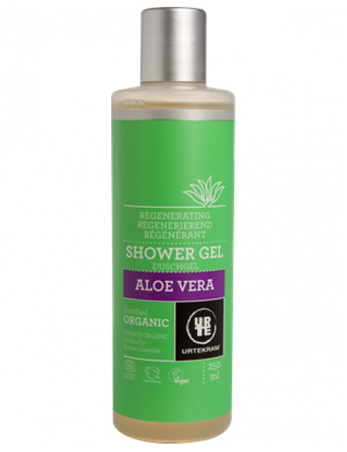 Sprchový gel aloe vera 250ml BIO, VEG