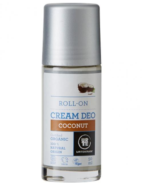 Deodorant roll on krémový kokosový 50ml BIO, VEG