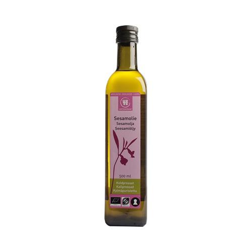 Sezamový olej za studena lisovaný 500ml BIO