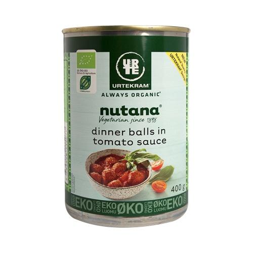 Sójové koule v tomatové omáčce BIO