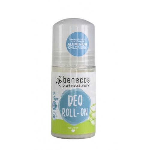 Deo-Roll-On aloe vera 50ml BIO, VEG