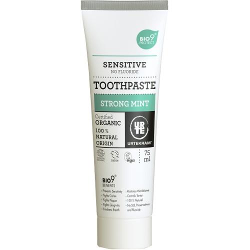 Zubní pasta sensitive 75ml BIO, VEG