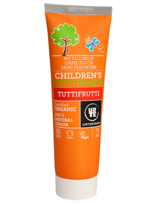 Zubní pasta Tutti frutti 75ml BIO, VEG