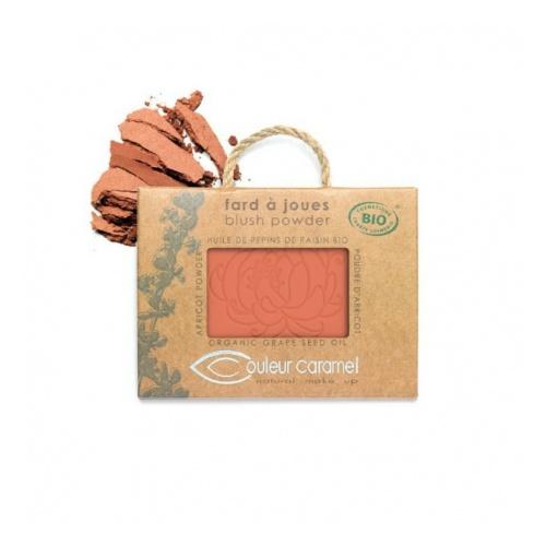 Couleur Caramel tvářenka č.51 Peach BIO