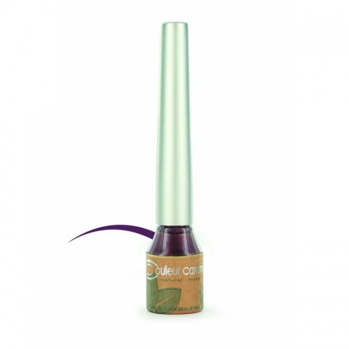 Couleur Caramel tekutá oční linka č.02 Plum, 4 ml