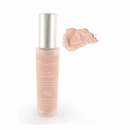 Hydratační make up č.22 Rosy beige 30 ml BIO